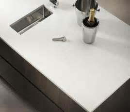 quarz arbeitsplatte wei 223 e arbeitsplatten in der k 252 che natur oder kunststein