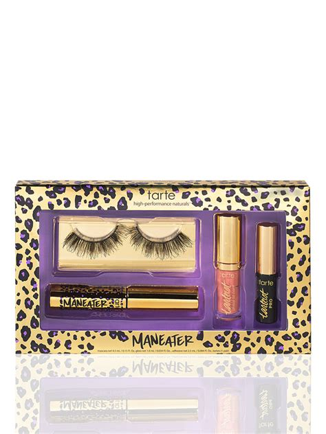 Lip Liner Makeover maneater makeover lash lip set tarte cosmetics
