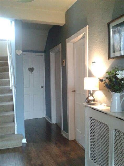 Couleur Peinture Entrée Couloir by My Blue Hallway Home Couloir Entr 233 E Et