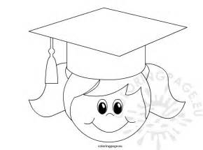 coloring pages for kindergarten graduation graduation coloring page