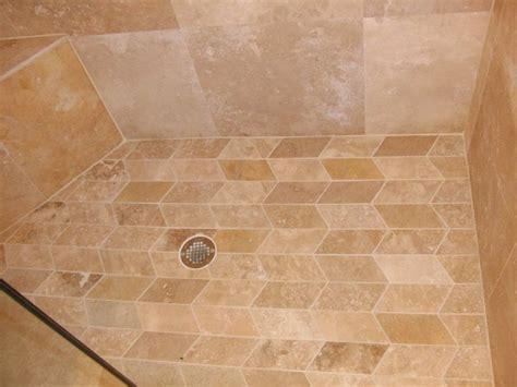 is marble tile good for bathroom floor travertine marble shower floor bathrooms pinterest
