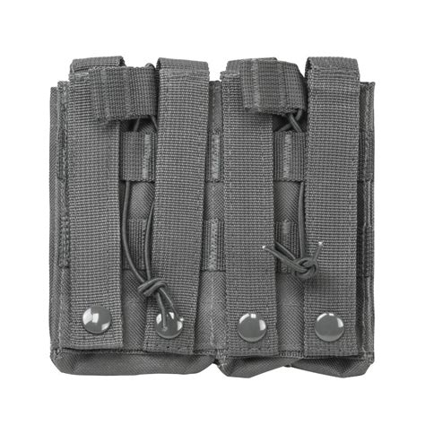 Pch Urban - double ar and pistol mag pouch urban gray