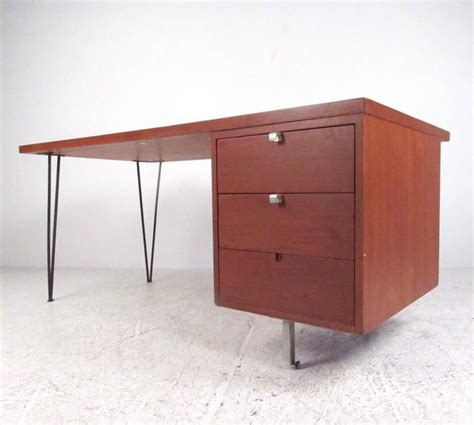 george nelson for herman miller executive desk with