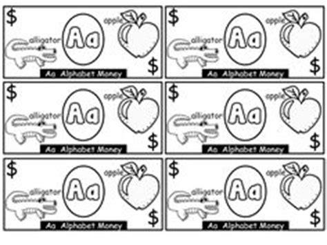 printable alphabet money abc s on pinterest alphabet letters and letter recognition