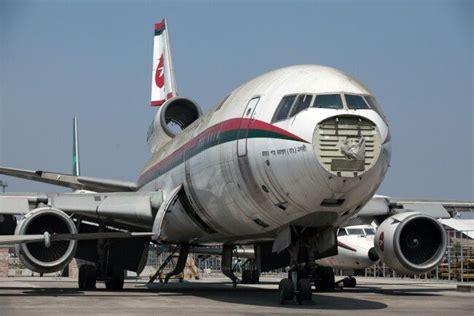 retired biman dc vintage aircraft airplane graveyard