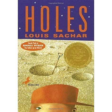 pictures of holes the book image gallery holes book cover