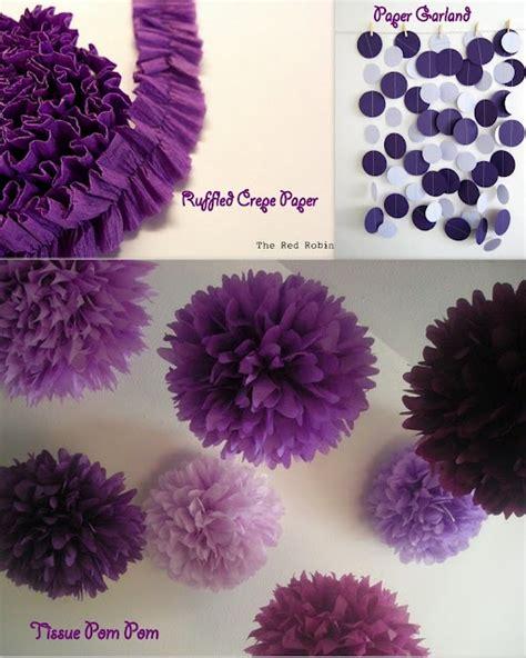 best 25 purple birthday ideas on