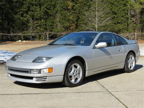 1993 nissan 300z 1993 nissan 300zx turbo start up exhaust drive and