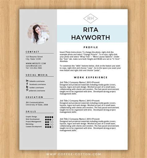 Template Gratuit Cv by Best 25 Free Cv Template Ideas On Cv Design