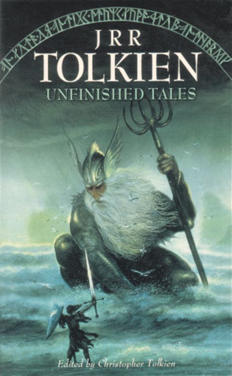 unfinished tales book cover unfinished tales