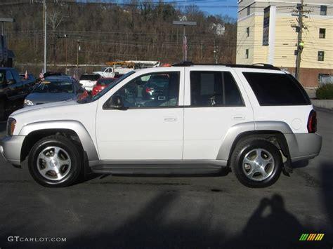 2006 Trailblazer Lt by 2006 Summit White Chevrolet Trailblazer Lt 4x4 1534417