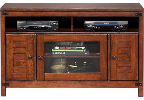 Rooms To Go Tv Stand by Shop For A Crown Valley 48 In Console At Rooms To Go
