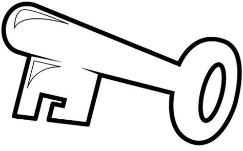 coloring pages with keys keys coloring pages