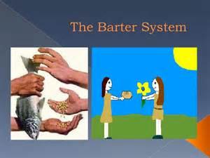 better barter the barter system