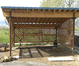 tettoie da giardino grigliati in ferro grigliati per giardino graticci in