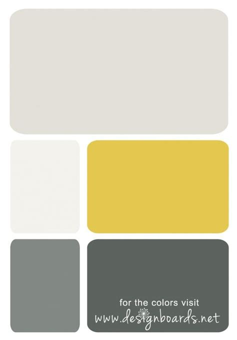 interesting color combinations interesting 40 colors that go with yellow walls