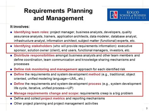 design expert system requirements business analysis data design itec 630 fall ppt video
