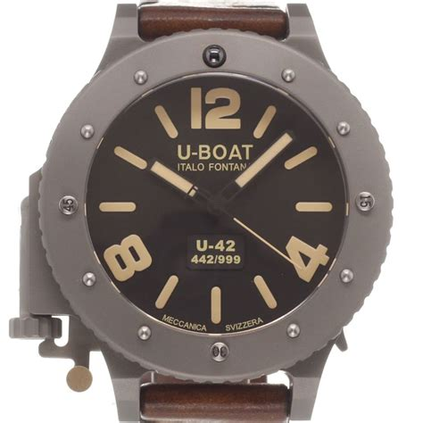 u boat watch price philippines u boat u 42 6471 for sale chronext
