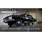 Muscle Car Of The Week Video 60 1963 Plymouth Sport Fury