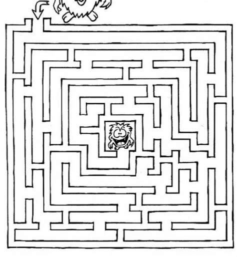 printable spring maze 237 best images about mazes on pinterest free printable