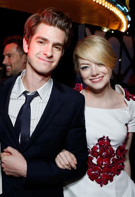 emma stone y andrew garfield relationships and the cards emma stone and andrew