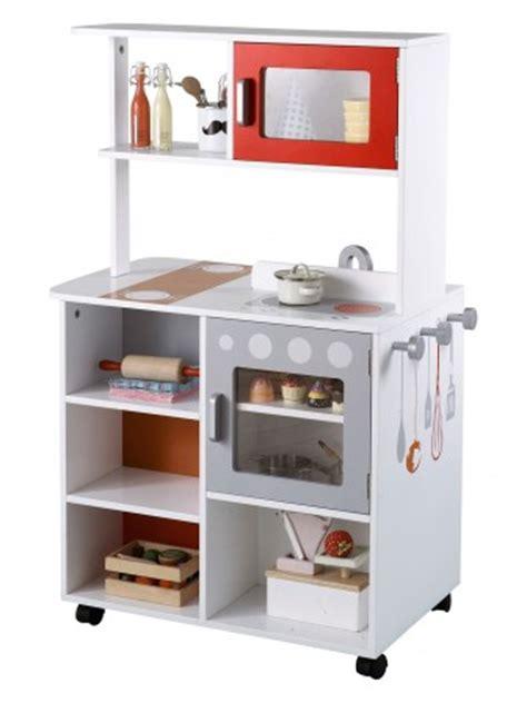 Incroyable Idee Cuisine Petit Espace #6: .cuisine_en_bois_fille_garcon_cadeau_4_ans__5_ans__6_ans__et_plus_cadeau_cuisinette_en_bois__pour_enfant_avec_plaque_espace_micro_onde_four_m.jpg