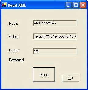 xml reader tutorial c reading and writing xml chapter 19 xml part iv