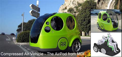Minicat Air Car Runs On Compressed Air by A Car Which Runs On Compressed Air The Airpod