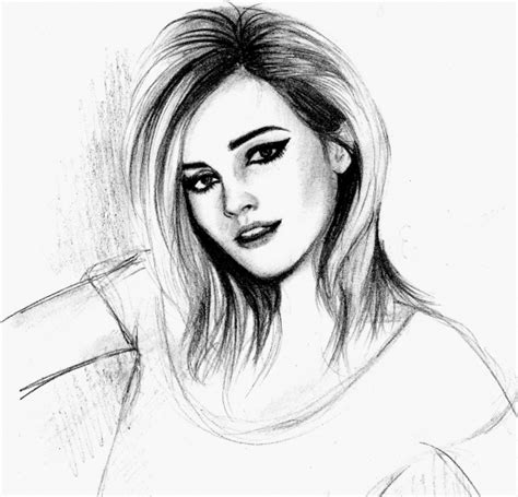 emma watson drawing emma watson images drawing wallpaper and background photos