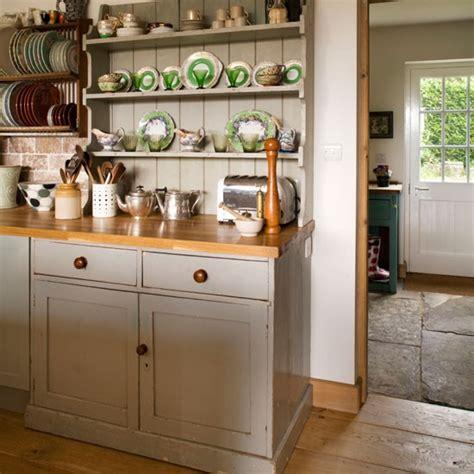 dress up a dresser country kitchen storage ideas - Country Kitchen Storage