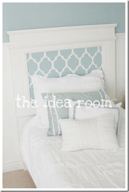 diy bed frame and headboard diy headboard and bed frame the idea room