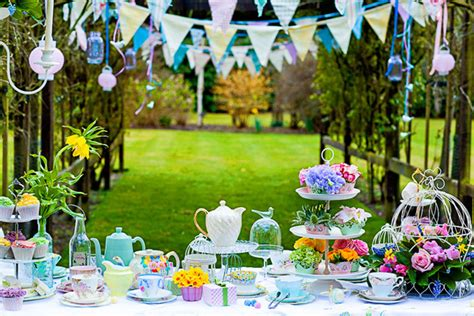 party themes garden garden party wedding inspiration and ideas the english