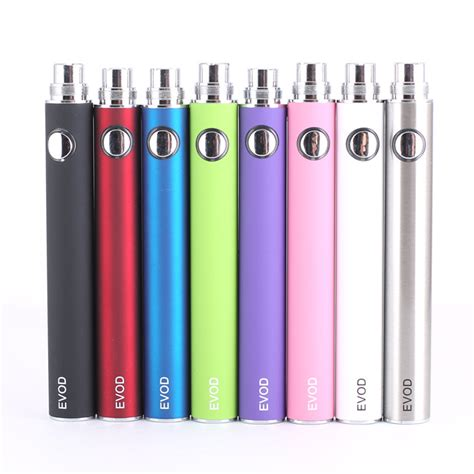 battery color evod 1100mah ego battery colors vapes discounts