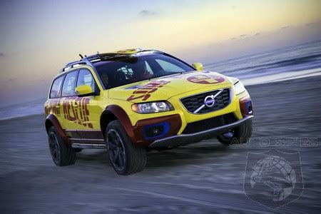 how make cars 2008 volvo xc70 head up display sema volvo xc70 surf rescue concept autospies auto news