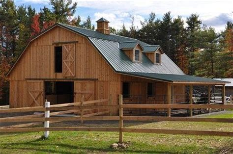 Barn Styles by Equestrian Barn Styles Welcome To Horse Properties Blog