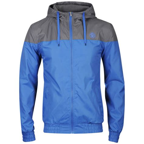 61420 Nillon Dress Size S M L s fleece lined jacket grey cobalt clothing zavvi