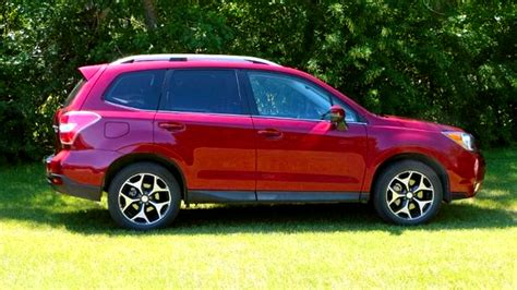 subaru forester red subaru forester 2014 red www pixshark com images