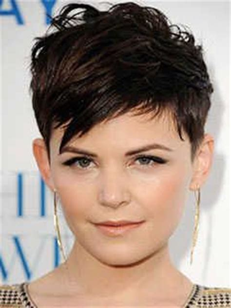 best pixie haircut for a pear shape face short haircuts for heart shaped faces fringed pixie cut