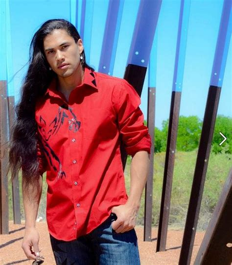 how to do a long native american male hair styles native american men men long hair pinterest the o