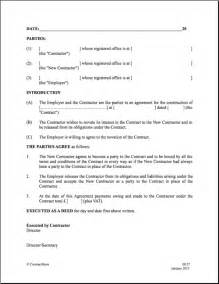 simple contractor agreement template doc 585700 simple construction contract construction