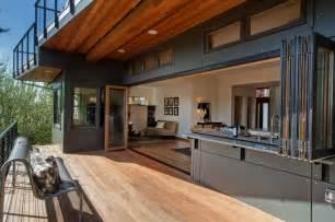 exceptional Porte Vitree Exterieur #2: cuisine-ouverte-design-moderne.jpg
