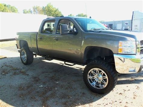 how make cars 2008 chevrolet silverado 2500 auto manual purchase used 2008 chevy duramax 4x4 2500 ltz loaded navagation leather in grand rapids