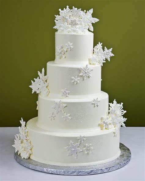 Winter Wedding Cakes by Winter Wedding Cakes Snowflakes Www Imgkid The