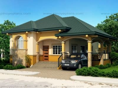 2 Story Farmhouse Plans alexa simple bungalow house pinoy eplans modern