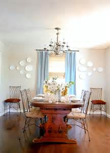Dining Room Wall Diy Dining Room Plate Wall Diy Show Diy Decorating