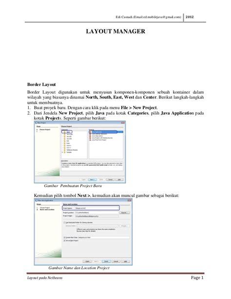 membuat database mysql dengan java membuat virus dengan java membuat layout java dengan netbeans