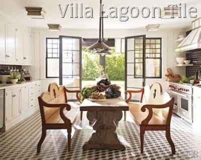 kitchen and floor decor quot cubes a quot cement tile villa lagoon tile