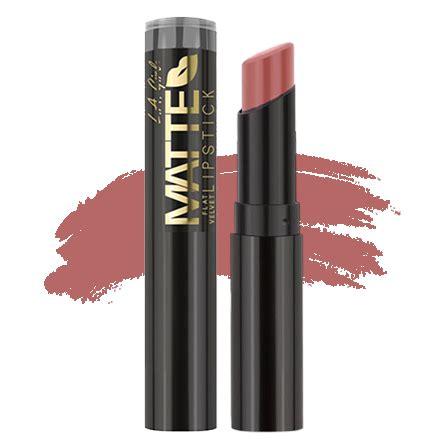 Lipstick Nys 717 Butter Harga Lusinan A la matte flat velvet lipstick snuggle makeup co nz