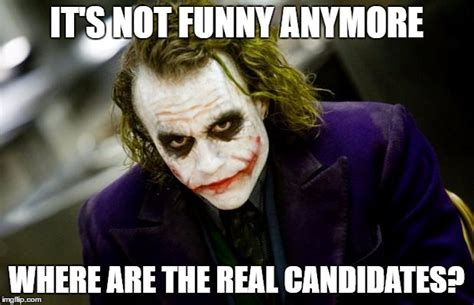 Why Are Memes Funny - the political jokes are over imgflip