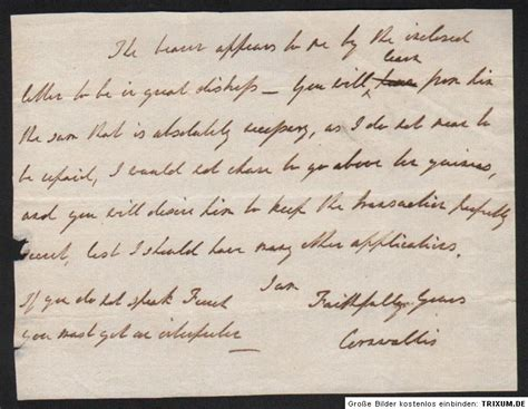 letters of great quotes by charles cornwallis quotesgram 1485